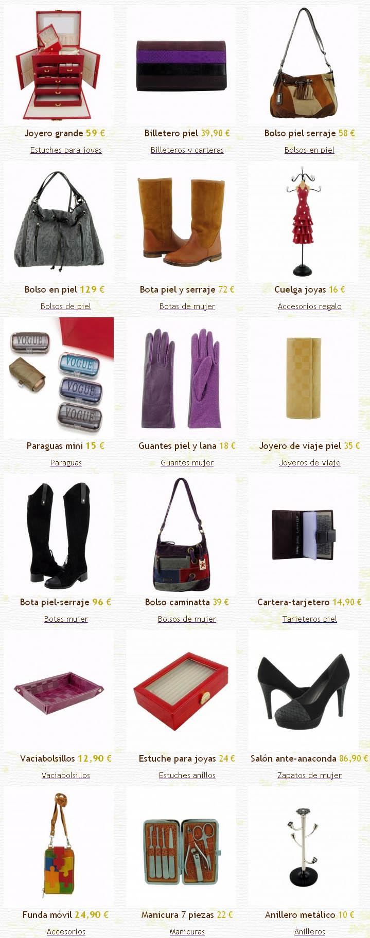 Regalos originales para mujer tienda online navidad