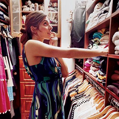 Ropero armario vestidor de Jamie Lynn Sigler