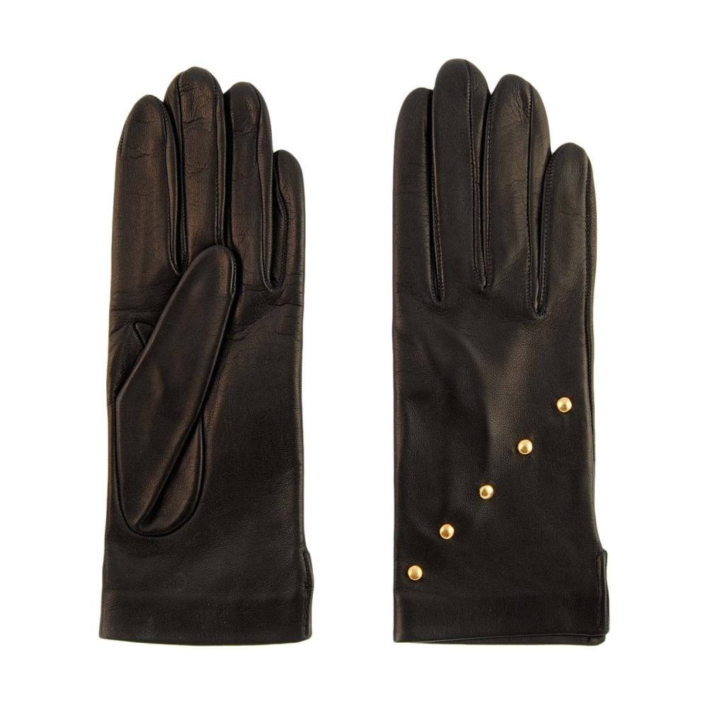 guantes con tachas