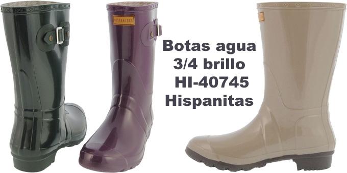 Hispanitas: colección botas de agua otoño invierno 2014 2015