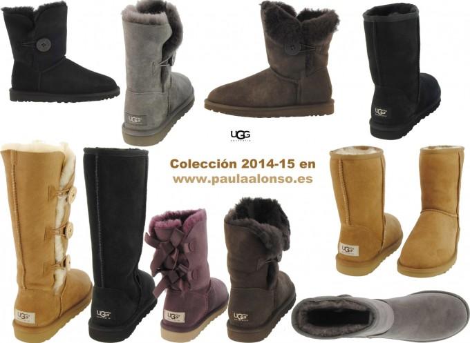 coleccion botas australia invierno 2015