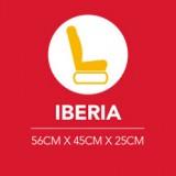 medidas maletas cabina iberia