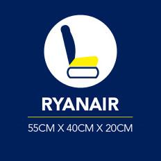 medidas ryanair