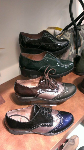 coleccion zapatos wonders 2016